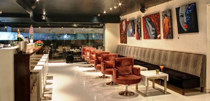 Birthday party at miro lounge - svenska design hotel Andheri Lokhandwala