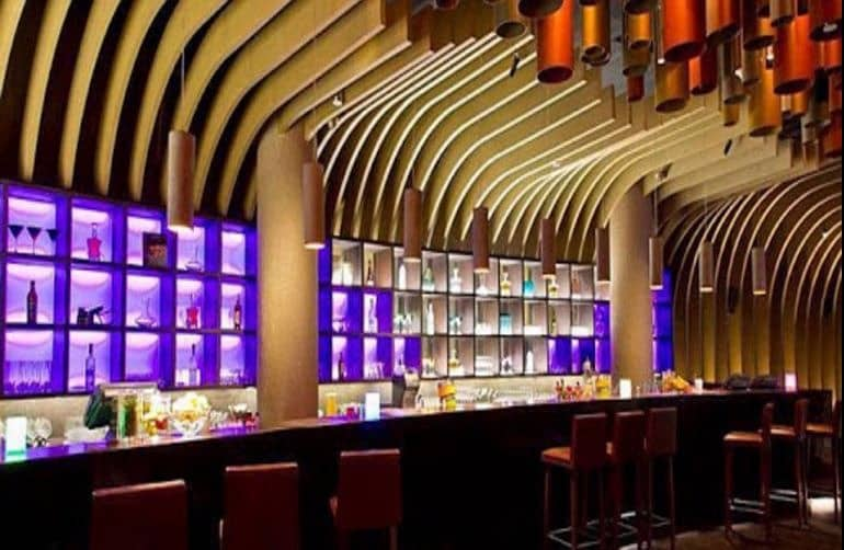 Birthday party at mix lounge and bar - the westin gurgaon Sector 29