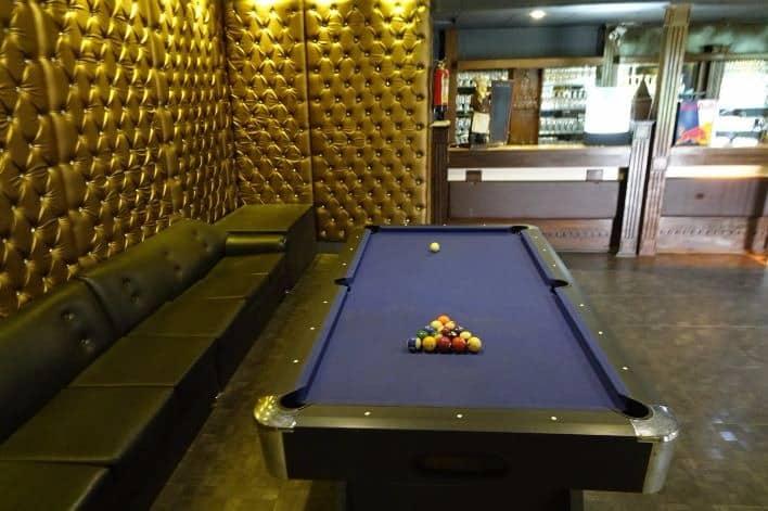 Birthday party at mynt bar   lounge Mahipalpur