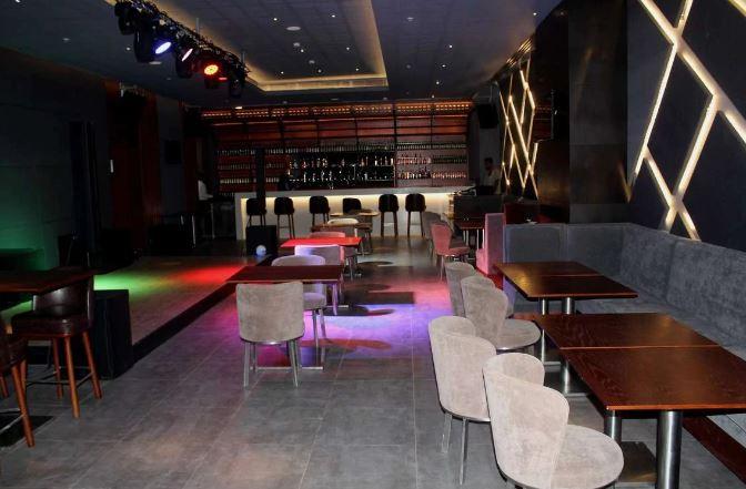Birthday party at nirvana lounge bar - the grand tamanna hotel Hinjawadi