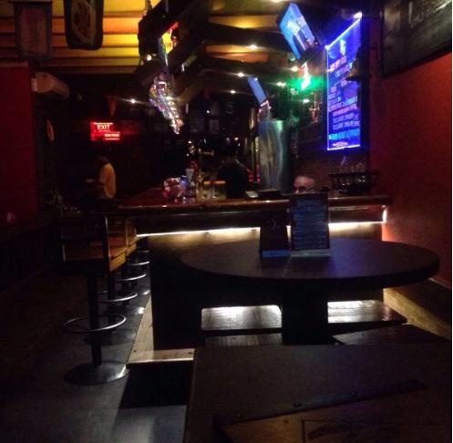 Birthday party at ny bar n grill   cafe new york Chowpatty