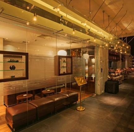 Birthday party at oak lounge - marriott suites pune Mundhwa