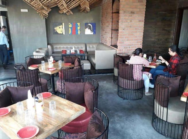 Birthday party at once upon a rooftop Jayanagar