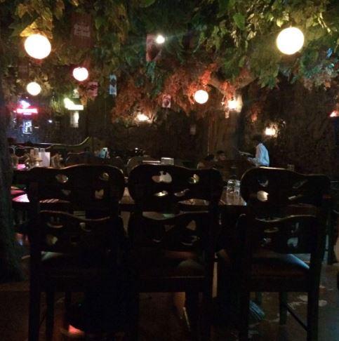 Birthday party at rainforest resto-bar Kurla