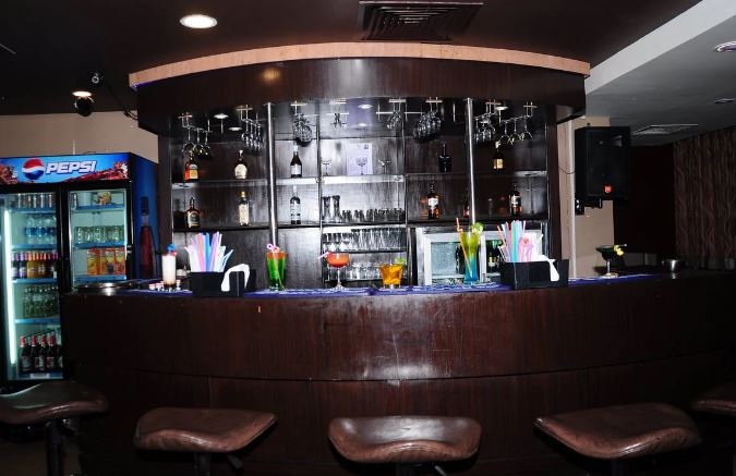 Birthday party at rock deal restaurant and bar Gachibowli