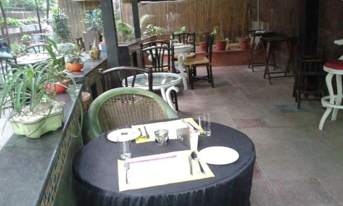 Birthday party at sarvam safari Connaught Place