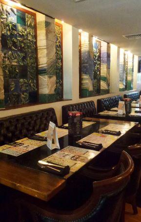 Birthday party at sera - the tapas bar and restaurant Gopalapuram
