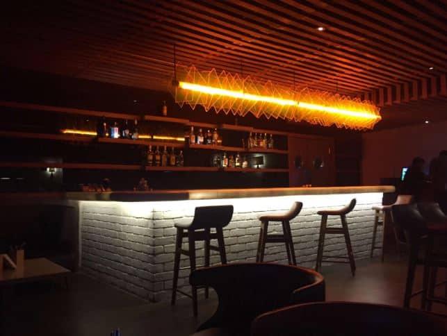 Birthday party at slounge - lemon tree hotel Electronic City