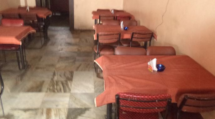 Birthday party at ss restaurant and bar Moosapet