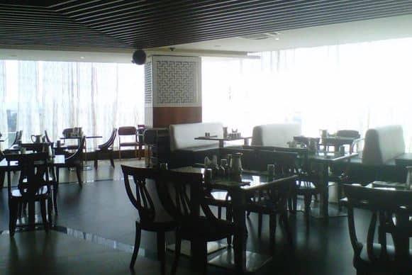 Birthday party at swathi ring view restaurant Nagarbhavi