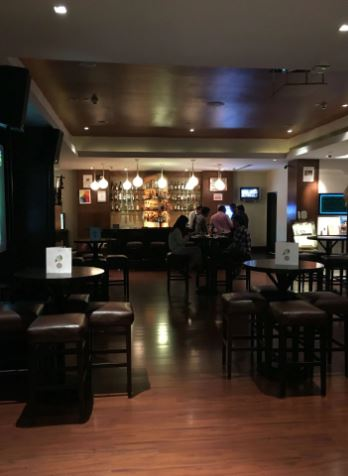 Birthday party at the bar - novotel hyderabad convention centre Hitech City
