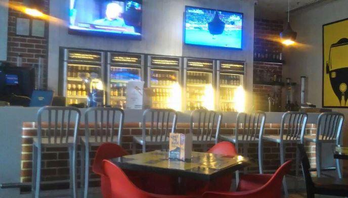 Birthday party at the beer caf   Majiwada