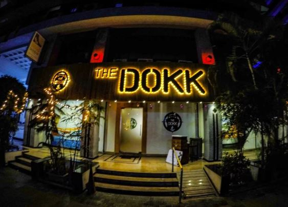 Birthday party at the dokk - community bar Dhole Patil Road