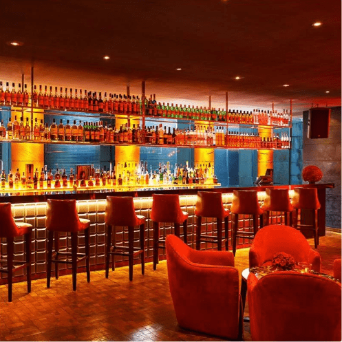 Birthday party at the electric room - the lodhi Lodhi Road