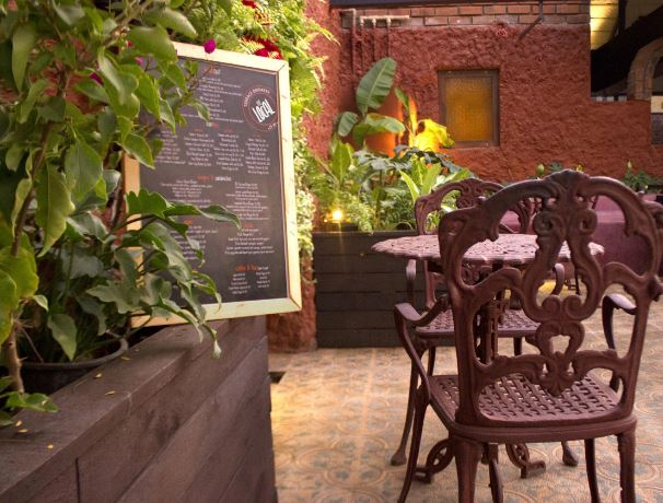 Birthday party at the local - terrace drinkery Koramangala 6th Block