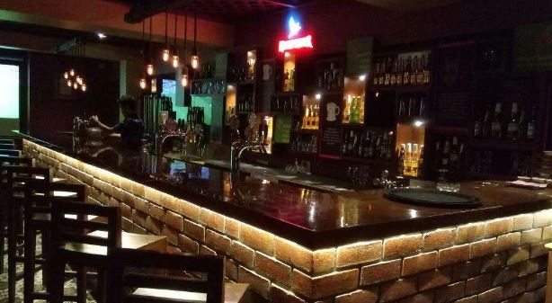 Birthday party at the tap room by malaka spice Baner