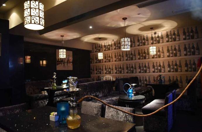Birthday party at ug cafe bar - hhi Elgin