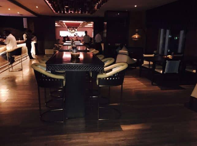 Birthday party at zega - sheraton hyderabad hotel Gachibowli