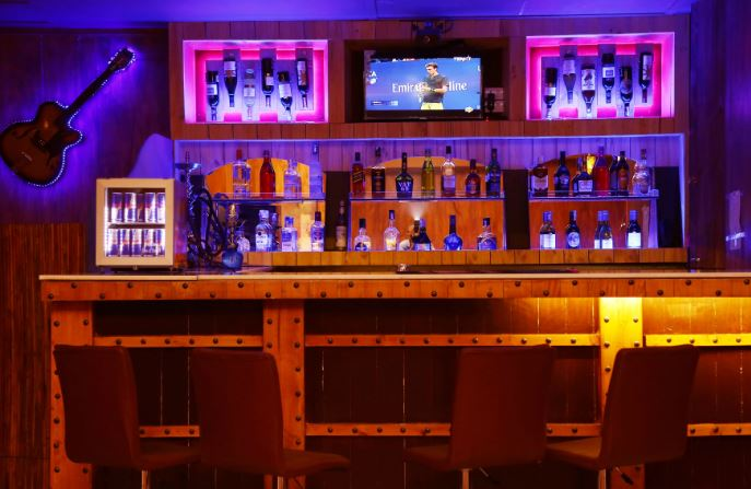 blue nile lounge a perfect corporate party place