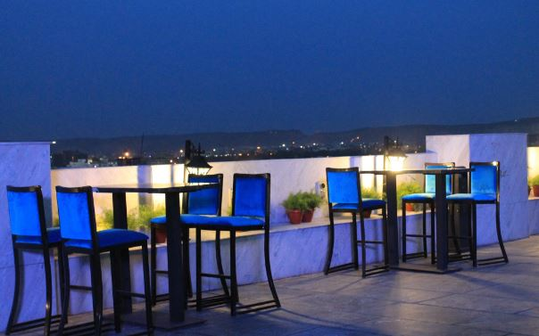 blue zen - shakun hotels and resorts a perfect corporate party place