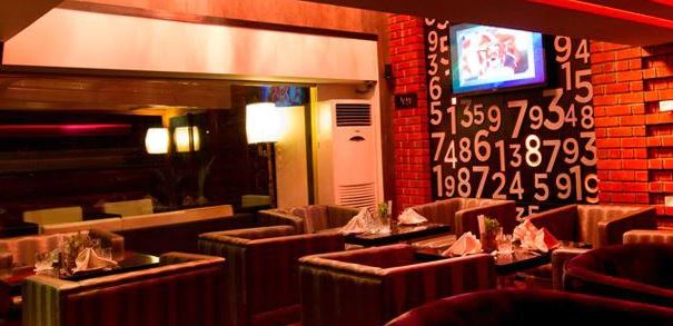 Bollywood Theme Party at 30 60 bar - the fern residency