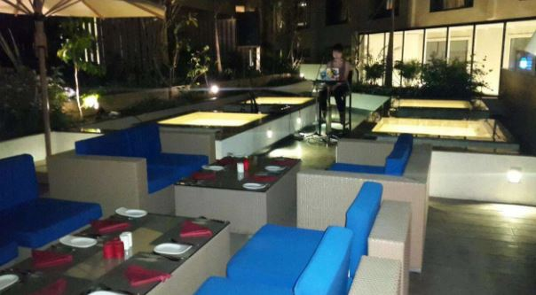 Bollywood Theme Party at aire skybar and grills - crowne plaza jaipur