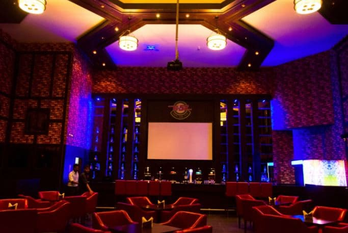 Bollywood Theme Party at b52 - sports bar