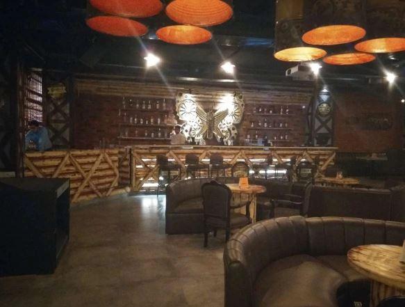 Bollywood Theme Party at bar bar