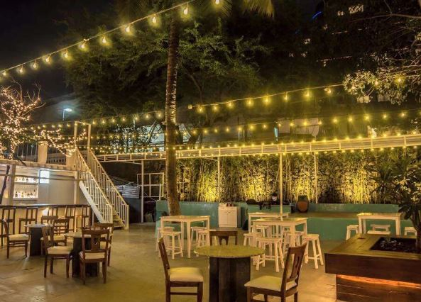 Bollywood Theme Party at beetroot bistro