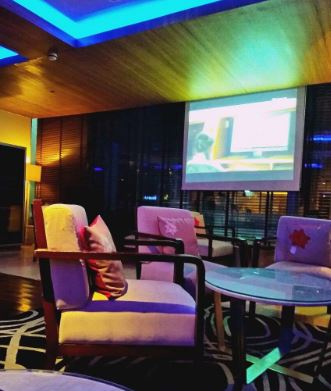 Bollywood Theme Party at best brews - four points by sheraton
