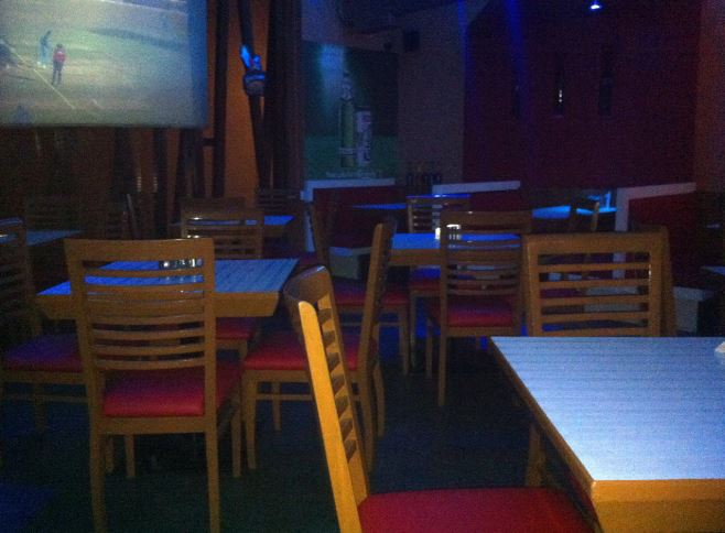 Bollywood Theme Party at cafe xo the lounge bar