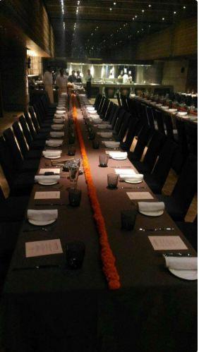 Bollywood Theme Party at chidyaghar bar - roseate house