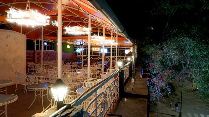 Bollywood Theme Party at chin lung resto bar