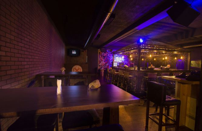 Bollywood Theme Party at dudu grill and pub