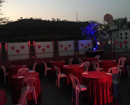 Bollywood Theme Party at eternia rooftop resto lounge at skye