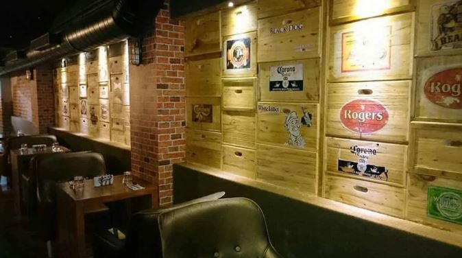 Bollywood Theme Party at evoke bistro - bar   grill