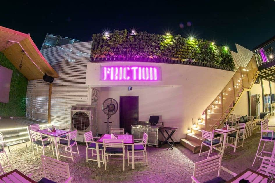 Bollywood Theme Party at Friction The Drinkery