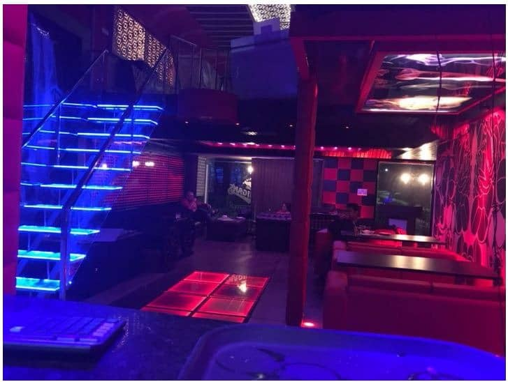 Bollywood Theme Party at g bar and lounge