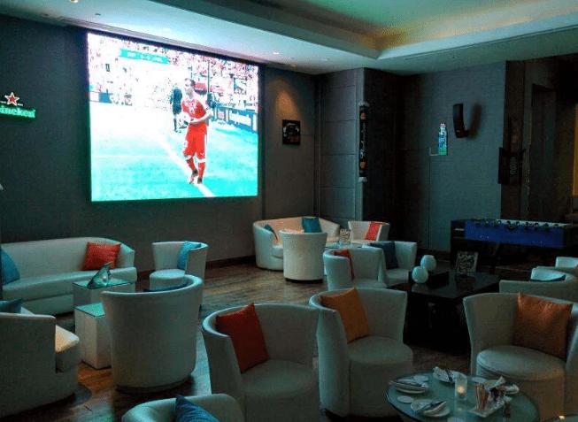Bollywood Theme Party at gadang sports bar - hotel park plaza