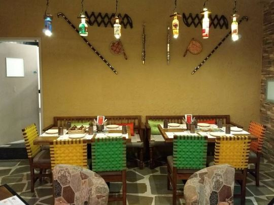 Bollywood Theme Party at good news dhaba