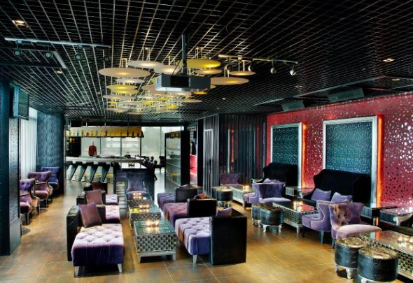 Bollywood Theme Party at grunge - the fern hotel