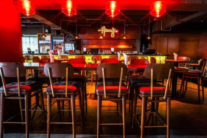 Bollywood Theme Party at harrys bar   cafe