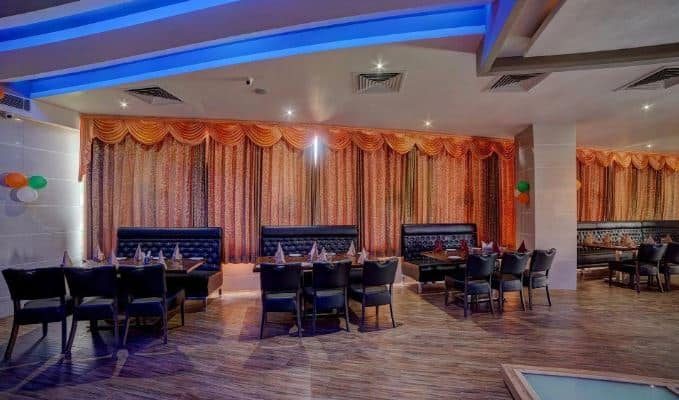 Bollywood Theme Party at hotel millennium grand