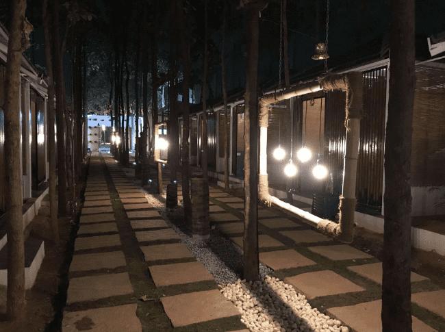 Bollywood Theme Party at kasipu