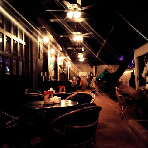 Bollywood Theme Party at kosmic sheesha lounge