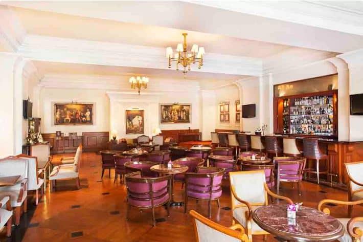 Bollywood Theme Party at lounge   bar - eros hotel
