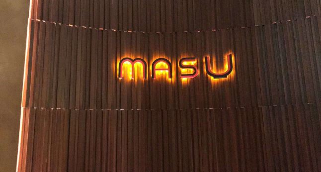 Bollywood Theme Party at masu - conrad pune