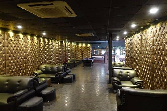 Bollywood Theme Party at mynt bar   lounge