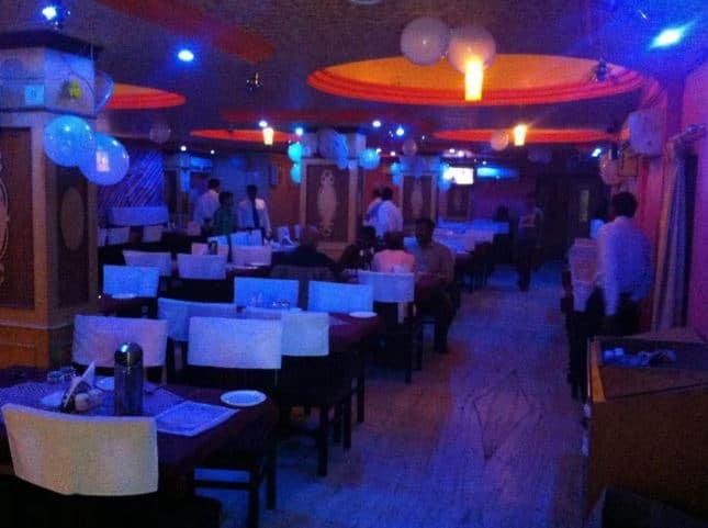 Bollywood Theme Party at narmada bar andrestaurant