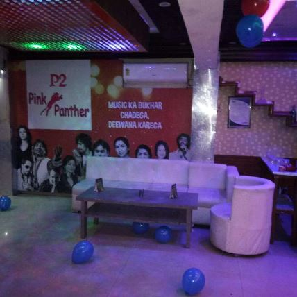 Bollywood Theme Party at p2 pink panther restaurant and bar